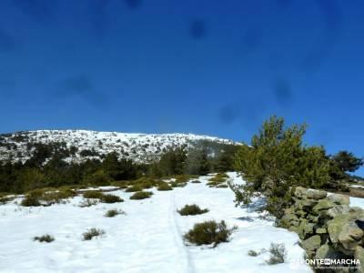 Peña Águila–Valle de la Fuenfría; rutas culturales madrid grupos de senderismo en valencia cere